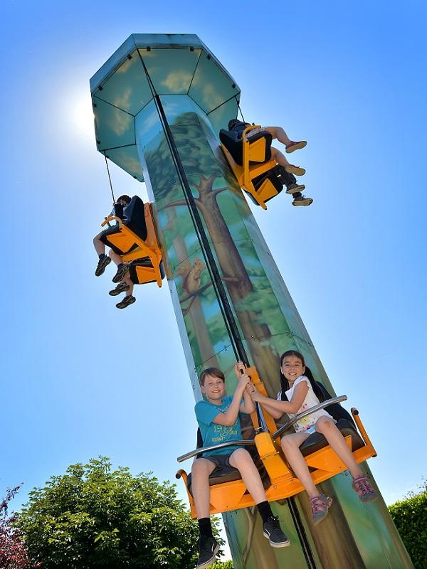 Klotti climbing tower