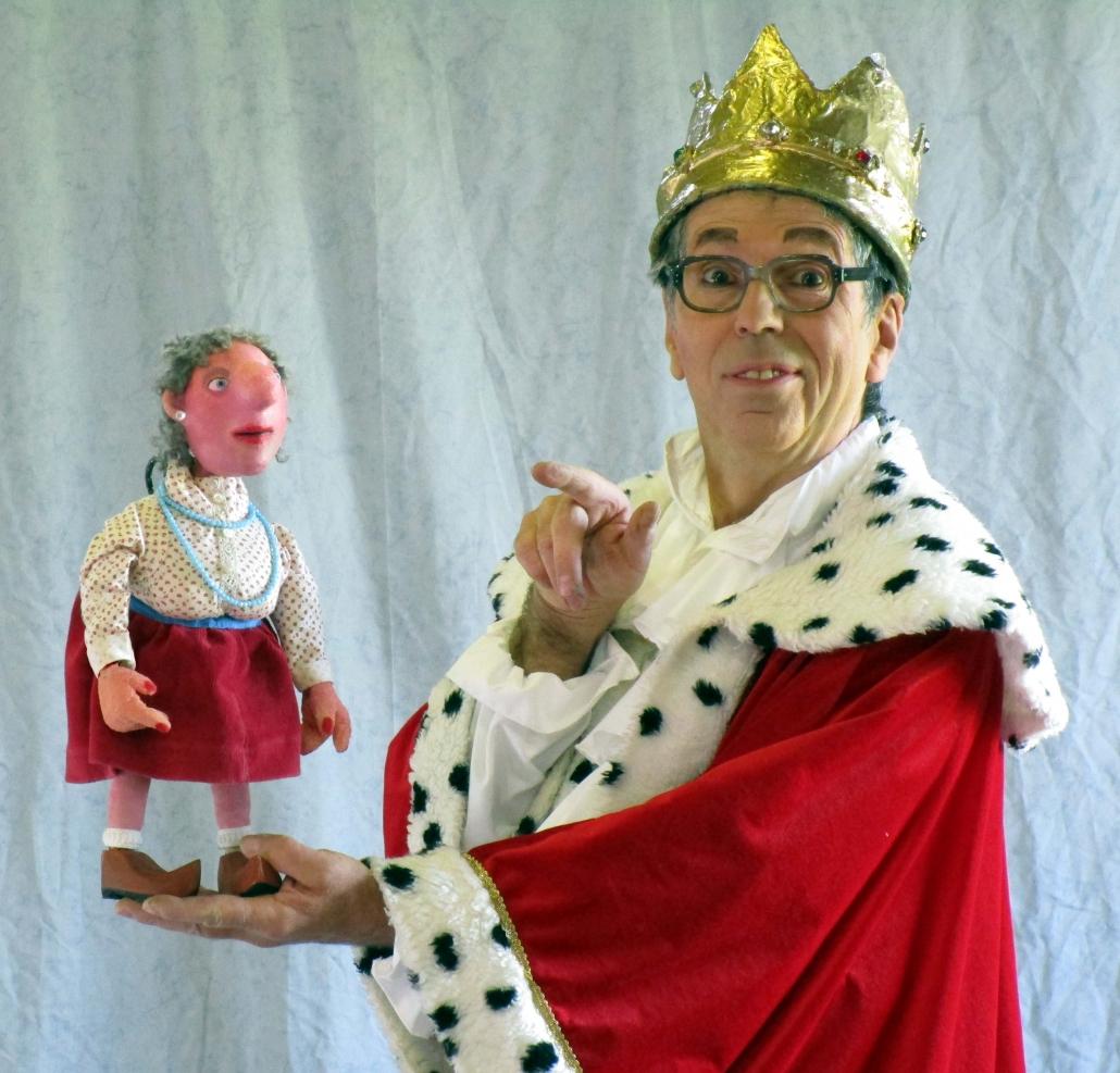 König Alfons, der Vierunddreizigste